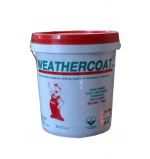 Chống thấm Terraco Weathercoat 5kg
