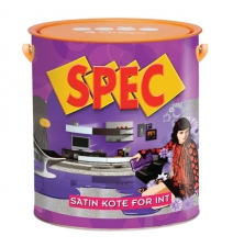 Sơn Spec Satin kote for inerior 4.375L